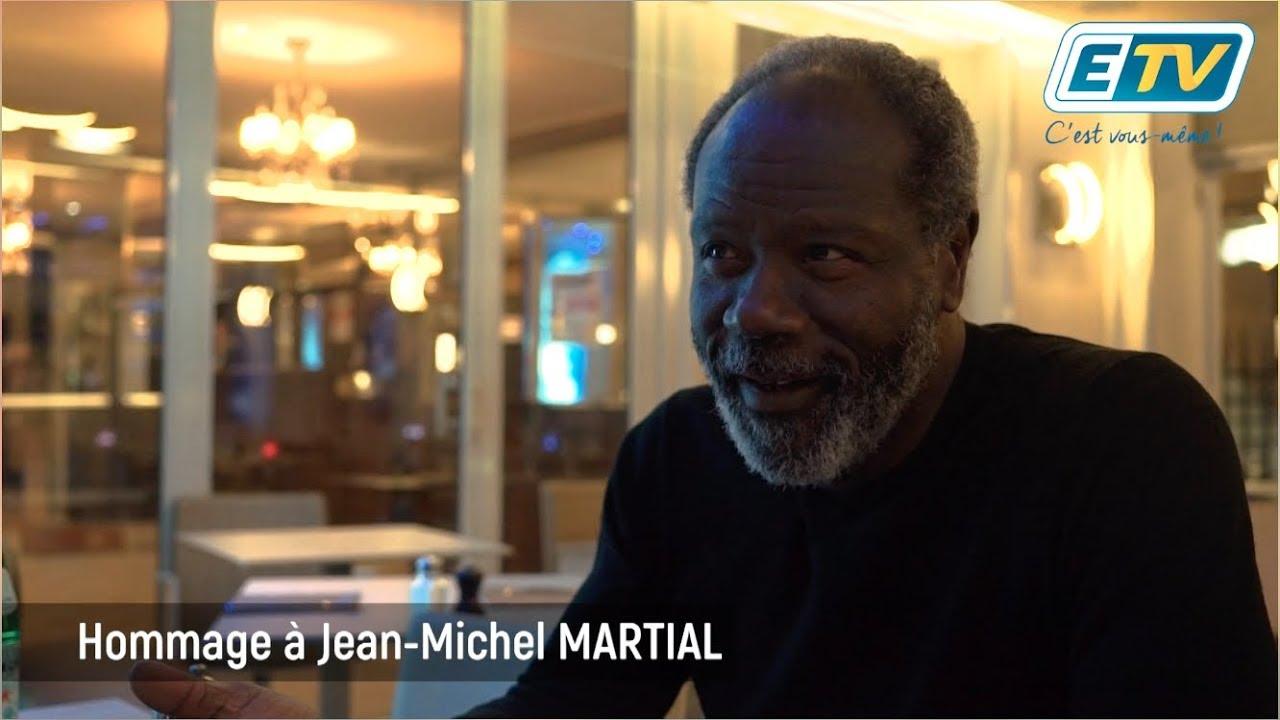 Hommage au comédien Jean-Michel MARTIAL
