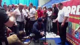 Чемпионат РФ по армлифтингу, 05.03.13 г. (1 из 7)