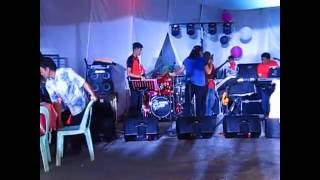 HIGH ENERGY BAND@San Jose Nueva Ecija ( powering by) REMORIN PRO. AUDIO