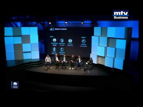 Reports and Events - Lebanons Startup Investors   Panel