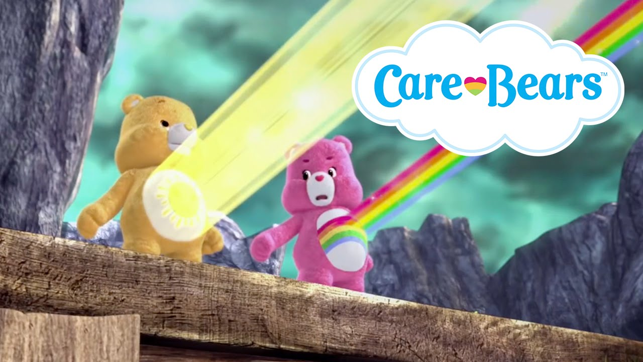 Care Bears | The Care Bear Stare - YouTube