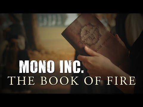 Смотреть клип Mono Inc. - The Book Of Fire