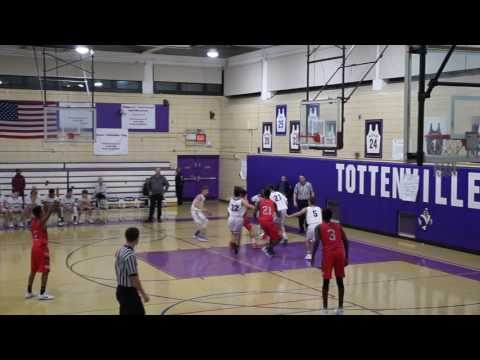 Tottenvile Pirates vs Port Richmond Raiders