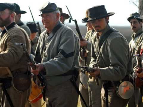 Reenacement Of The Civil War At Fort Fisher, NC
