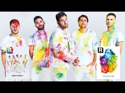 10 Years Of 'Take Off Your Colours' - You Me At Six Are On The Cover Of Rock Sound Mp3
