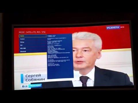добавление русского языка на телевизор Самсунг серии J , К
