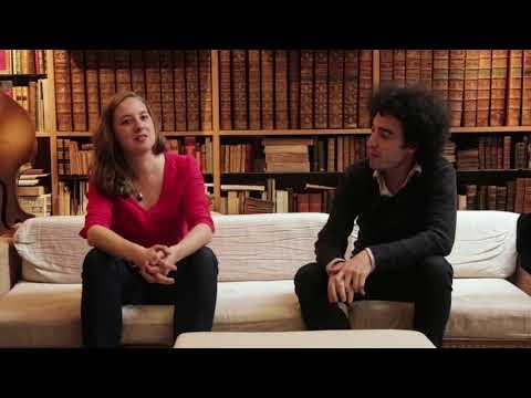 Trailer Jeux à la française, Duo Armance Quéro & Joseph Birnbaum CD