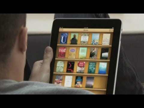 Apple faces e-book price fixing lawsuit