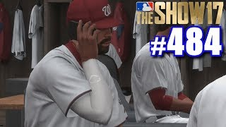 I MIGHT GET TRADED! | MLB The Show 17 | Road to the Show #484