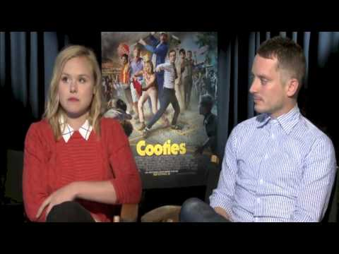 Cooties 2015  with Alison Pill & Elijah Wood