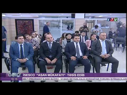 ISESCO ASAN mükafatı təsis etdi - ITV