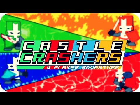 Beijando a princesa - Castle Crashers (Feat. PandinhaGame)