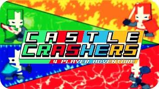 Beijando a princesa - Castle Crashers (Feat. PandinhaGame) thumbnail