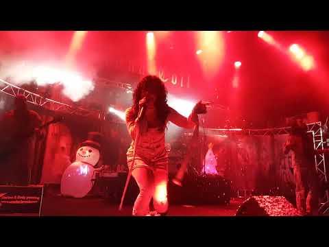Lacuna Coil - Naughty Christmas (Live in Athens - Piraeus Academy 117_November 19, 2017)