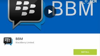 Video Cara Install dan Cara Download BBM Android download MP3, 3GP, MP4, WEBM, AVI, FLV Agustus 2018