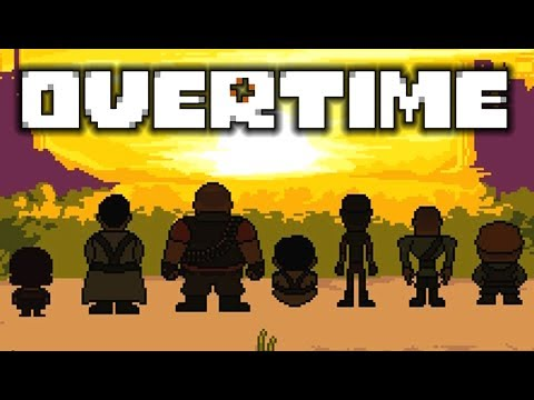 THE AMAZING TRUE PACIFIST ENDING TO OVERTIME!! | An Undertale X Team Fortress 2 AU Fan Game [Final]
