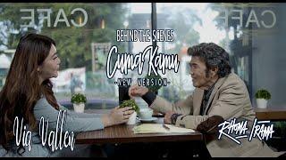 RHOMA IRAMA FEAT. VIA VALLEN - CUMA KAMU (N.V) | BEHIND THE SCENES M/V