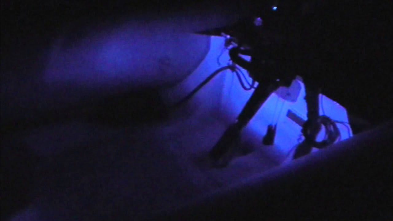 Blue led deck lighting in the rhib youtube blue led deck lighting in the rhib aloadofball Image collections
