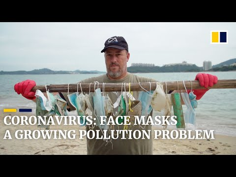 Coronavirus consequences: disposable masks latest addition to Hong Kong's waste woes