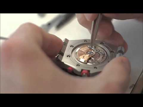 Audemars Piguet Making of