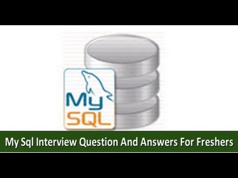 Top 25 My Sql Interview Question And Answers For Freshers