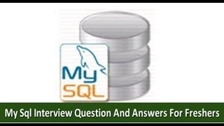 Video Top 25 My Sql Interview Question And Answers For Freshers download MP3, 3GP, MP4, WEBM, AVI, FLV Juli 2018