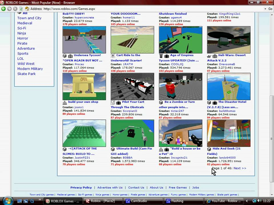 How To Make A Front Page Game On Roblox - Low Effort Games Have Always Been On The Front Page