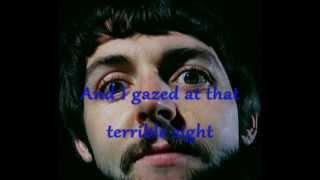 Paul y Linda McCartney - Monkberry moon delight (with lyrics) by raquelmishe