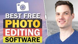 📸 5 BEST FREE Photo Editing Software on PC - 2021 screenshot 2