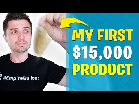[DON'T COPY] Revealing My First $15,000 Winning Product On My Dropshipping Store.. And How I Sold It