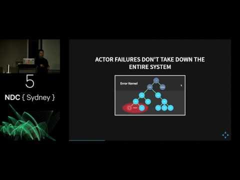 Code it like C#, run it like Erlang - Philip Laureano