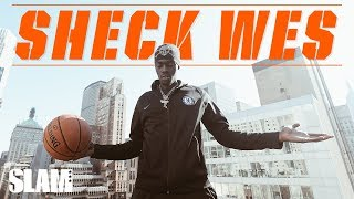 SHECK WES Talks Mo Bamba, Hooping with Kanye and More 🔥