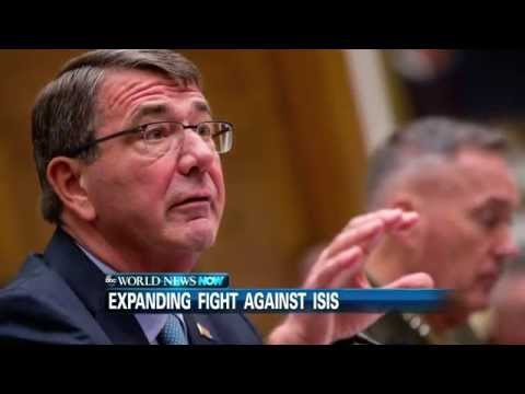 US  Forces Expand Military Operations to Fight ISIS | ABC News