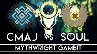 Amateur Raiding Party 1 : [Cmaj] VS [SOUL] Mythwright Gambit!