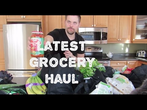 Latest Grocery Haul - Organic Food - Starch Solution