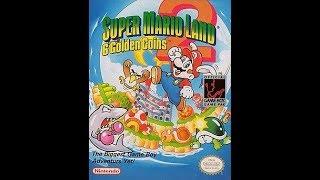 #19 Quadro Gamer Retrô - Super Mario Land 2 - 06 Golden Coins (GB/GBA)