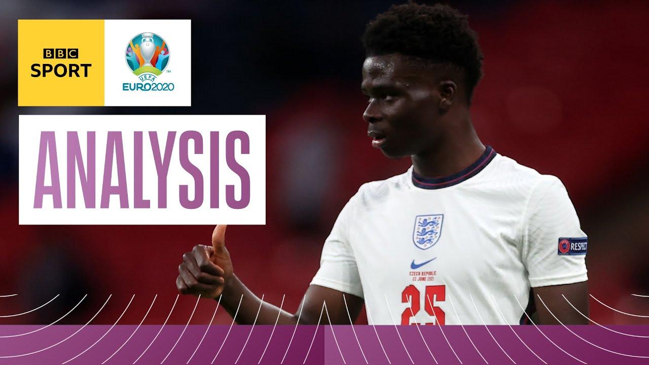'Outstanding Bukayo Saka can't be dropped' - Micah Richards | UEFA Euro 2020