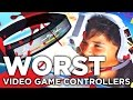 10 Of The Worst Video Game Controllers