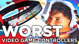 Gambar cover 10 Of The Worst Video Game Controllers