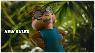 Baixar New Rules - Dua Lipa | Alvin and the Chipmunks