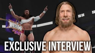 Daniel Bryan On His WWE 2K19 Showcase Mode, Career Goals, Connection With The Fans & More
