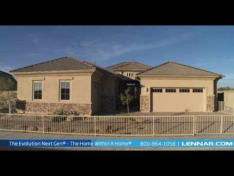 The Evolution Next Gen Model - Lennar Phoenix