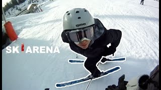 SNOWBOARDERS vs SKIERS #3 Season² fights, crashes and angry people