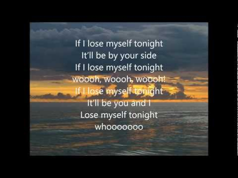 ONEREPUBLIC - IF I LOSE MYSELF (LYRICS)