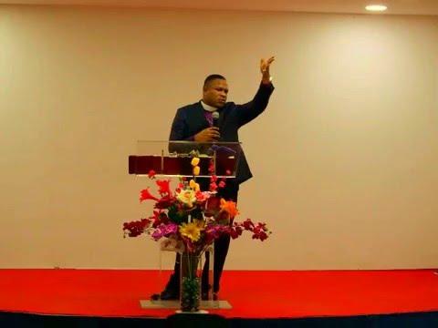 """Bishop Elisee -Mulumba Lorsque Dieu utilise le chiffre quatre """"chiffre de la delivrance """"PSF"""