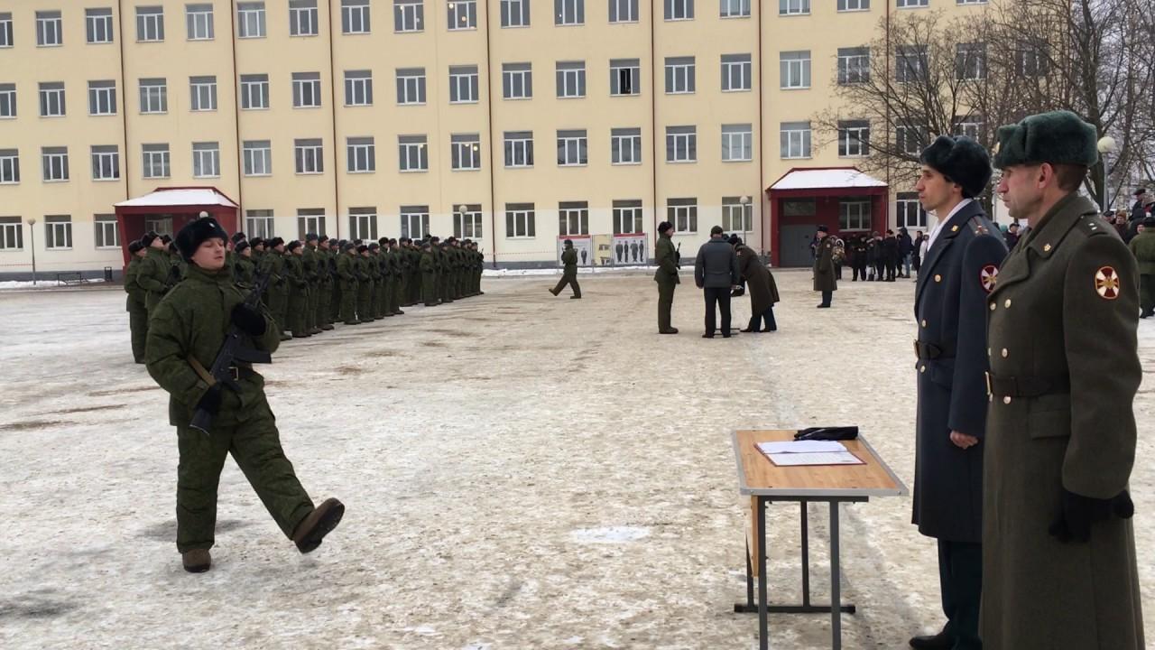 дзержинский полк в балашихе фото с присяги ошибок прощает