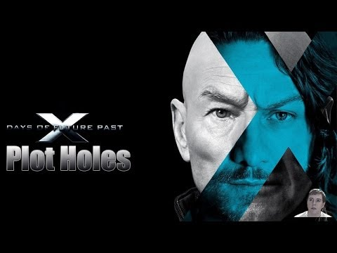 X-Men Days of Future Past Plot Holes! - How Is Professor X Alive after X3?