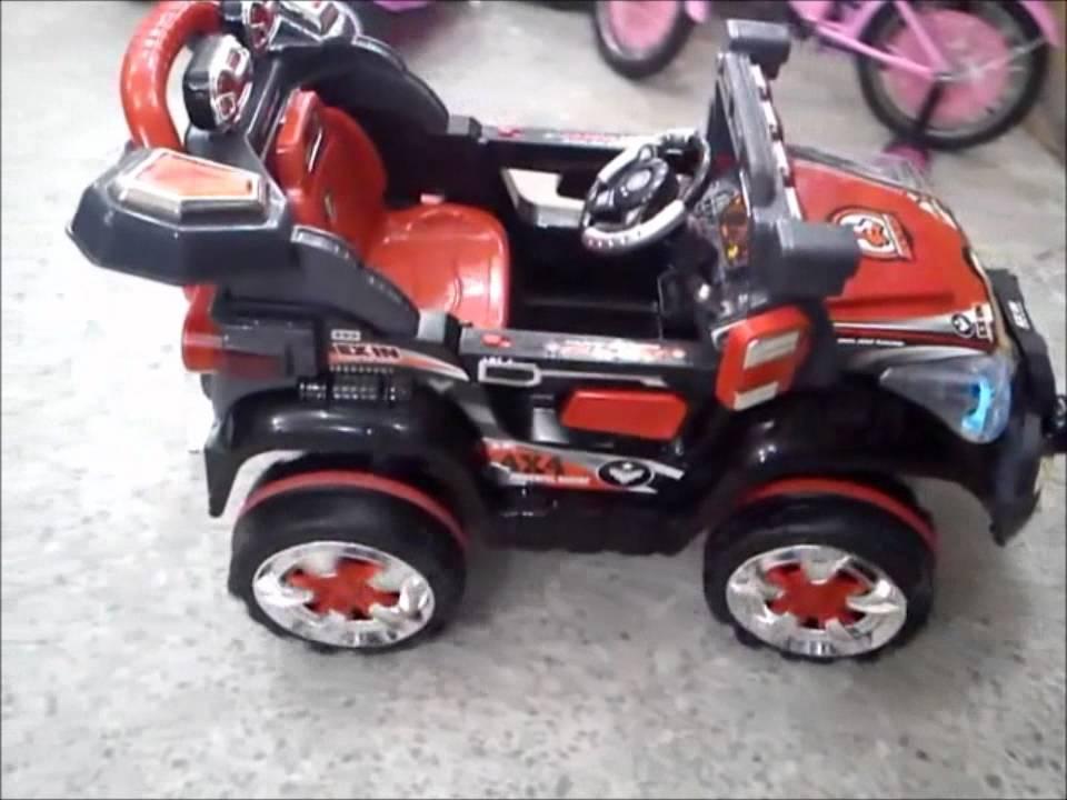 ventas al 301-3241293 jeep montable de lujo de niños ...