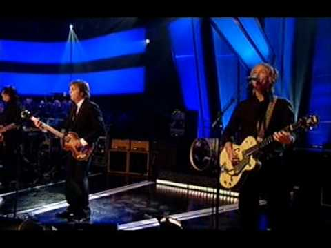 Paul McCartney Band On The Run Jools Holland Later Live Oct 2010