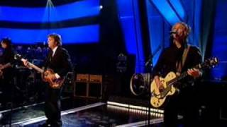 Paul McCartney Band On The Run Jools Holland Later Live Oct 2010